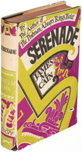 Books:Mystery & Detective Fiction, James M. Cain. Serenade. New York: 1937. First edition, earliest jacket variant....