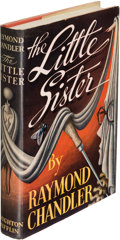Books:Mystery & Detective Fiction, Raymond Chandler. The Little Sister. New York: 1949. First U. S. editions, two copies in variant bindings.... (Total: 2 Items)