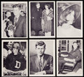 """Non-Sport Cards:Sets, 1963 Rosen """"John F. Kennedy"""" Complete Sets Pair (2) With Extras. ..."""