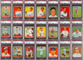 Baseball Cards:Sets, 1933 Goudey Baseball Near Set (239). ...
