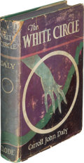 Books:Mystery & Detective Fiction, Carroll John Daly. The White Circle. New York: Edward J.Clode, 1926. First edition, inscrib...