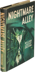 Books:Mystery & Detective Fiction, William Lindsay Gresham. Nightmare Alley. New York: Rinehart and Company, 1946. First edition; association copy,...