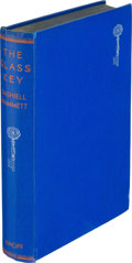 Books:Mystery & Detective Fiction, Dashiell Hammett. The Glass Key. London: Alfred A. Knopf,1931. First edition, first issue (Kno...