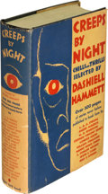 Books:Mystery & Detective Fiction, Dashiell Hammett, editor. Creeps by Night. New York: The John Day Company, 1931. First edition....