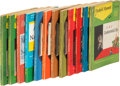 Books:Mystery & Detective Fiction, Dashiell Hammett. Group of Ten Paperback Originals. [New York: Lawrence A. Spivak and others, 1943-1962]. First editions, wi... (Total: 12 Items)