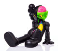 Collectible:Contemporary, KAWS (American, b. 1974). Resting Place Companion (Black), 2013. Painted cast vinyl. 8-1/2 x 9 x 11-1/2 inches (21.6 x 2...