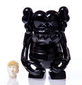 Collectible:Contemporary, KAWS X Bounty Hunter. Skull Kun (Black), 2006. Painted cast vinyl. 6-1/2 x 5-1/4 x 3-1/4 inches (16.5 x 13.3 x 8.3 cm) (...