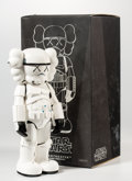 Collectible:Contemporary, KAWS X Lucas Films. Stormtrooper, 2008. Painted cast vinyl. 9-3/4 x 4-1/2 x 3 inches (24.8 x 11.4 x 7.6 cm). Stamped to ...