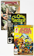 Modern Age (1980-Present):Miscellaneous, Marvel Modern Age Long Box Group (Marvel, 1980s-90s) Condition: Average VF/NM....