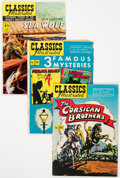 Golden Age (1938-1955):Classics Illustrated, Classics Illustrated Group of 11 (Gilberton, 1942-51) Condition: Average GD/VG.... (Total: 11 )