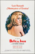 """Movie Posters:Foreign, Belle de Jour (Allied Artists, 1967) Folded, Very Fine. One Sheet (27"""" X 41""""). Foreign...."""