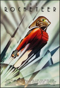 """Movie Posters:Action, Rocketeer (Walt Disney Pictures, 1991) Rolled, Very Fine-. One Sheet (27"""" X 40""""). DS, John Mattos Artwork. Action...."""