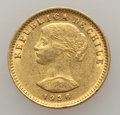 Chile, Chile: Republic gold 10 Pesos 1926-So VF (surface hairlines), ...
