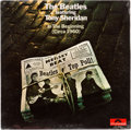 Music Memorabilia:Memorabilia, Beatles/Tony Sheridan In the Beginning Vinyl LP (Polydor, 1970)....