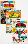 Bronze Age (1970-1979):Superhero, Super-Team Family #1-15 Complete Run Group (DC, 1975-78) Condition:Average VG/FN.... (Total: 15 )