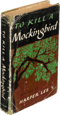 Books:Literature 1900-up, Harper Lee. To Kill a Mockingbird. Philadelphia: J. B.Lippincott Company, [1960]. First edition. ...