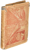Books:Mystery & Detective Fiction, [Pinkerton Detective Agency]. Frank Pinkerton, et al. Group of Eight Detective Books. Chicago: [1886-1887]. First editions, ... (Total: 8 Items)