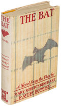 Books:Mystery & Detective Fiction, Mary Roberts Rinehart and Avery Hopwood. The Bat. New York:1926. Publisher's prospectus or salesman dummy....