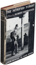 Books:Mystery & Detective Fiction, Robert Emmet Sherwood. The Petrified Forest. New York: 1935. First edition, inscribed....
