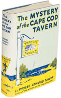 Books:Mystery & Detective Fiction, Phoebe Atwood Taylor. The Mystery of the Cape Cod Tavern.New York: 1934. First edition....