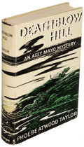 Books:Mystery & Detective Fiction, Phoebe Atwood Taylor. Group of Three Asey Mayo Mysteries. New York: [1935-1936]. First editions.... (Total: 3 Items)