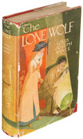 Books:Mystery & Detective Fiction, Louis Joseph Vance. The Lone Wolf. Boston: 1914. Firstedition....