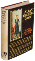 Books:Mystery & Detective Fiction, Louis Joseph Vance. Pair of Lone Wolf Books. Garden City and New York: [1921-1923]. First editions.... (Total: 2 Items)