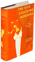 Books:Mystery & Detective Fiction, Anthony Berkeley. The Silk Stocking Murders. Garden City: 1928. First edition....