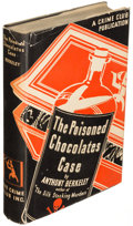 Books:Mystery & Detective Fiction, Anthony Berkeley. The Poisoned Chocolates Case. Garden City: 1929. First edition....