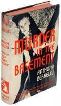 Books:Mystery & Detective Fiction, Anthony Berkeley. Group of Four Crime Club Mysteries. Garden City:[1931-1938]. First editions, one of which is an advance c...(Total: 4 Items)