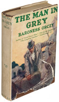 Books:Mystery & Detective Fiction, Baroness Orczy. Group of Three Doran Books. New York: [1918-1928].First editions.... (Total: 3 Items)