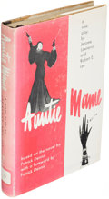 Books:Literature 1900-up, Jerome Lawrence and Robert E. Lee. Auntie Mame. New York: [1957]. First edition, inscribed by Lawrence and signed by...