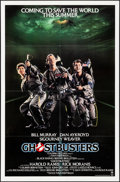"""Movie Posters:Comedy, Ghostbusters (Columbia, 1984) Folded, Very Fine. One Sheet (27"""" X 41""""). Comedy...."""
