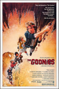 "Movie Posters:Adventure, The Goonies (Warner Brothers, 1985) Rolled, Very Fine/Near Mint. One Sheet (27"" X 41""). Drew Struzan Artwork. Adventure...."