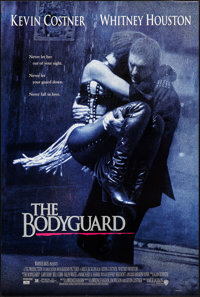 "The Bodyguard (Warner Brothers, 1992) Rolled, Very Fine. One Sheets (3) (26.5"" X 40"" - 27"" X 41) DS. Dram..."