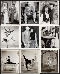 """An American in Paris (MGM, 1951) Fine/Very Fine. Photos (14) & Behind the Scenes Photos (3) (Approx. 8"""" X 10&qu..."""