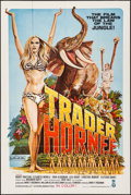 Trader Hornee & Other Lot (Entertainment Ventures, Inc., 1970) Folded, Overall: Fine/Very Fine. One Sheets (3) (...