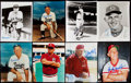 Autographs:Photos, Hall of Fame Managers Signed Image Lot of 15.... (Total: 15 items)