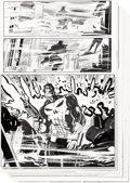 Original Comic Art:Complete Story, Tom Grindberg Punisher: The Ghost of Innocents #1 Complete 48-Page Story Original Art Group (Marvel, 1993).... (Total: 48 Original Art)