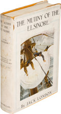Books:Literature 1900-up, Jack London. The Mutiny of the Elsinore. New York: TheMacmillan Company, 1914. First edition....