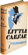Books:Mystery & Detective Fiction, W. R. Burnett. Little Caesar. London: Jonathan Cape, 1929. First English edition....