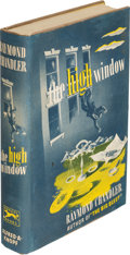 Books:Mystery & Detective Fiction, Raymond Chandler. The High Window. New York: Alfred A.Knopf, 1942. First edition....