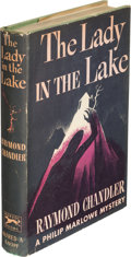 Books:Mystery & Detective Fiction, Raymond Chandler. The Lady in the Lake. New York: Alfred A.Knopf, 1943. First edition....