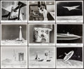 """Movie Posters:Documentary, Man in Space & Other Lot (Buena Vista, 1956) Very Fine-. Photos (26) (Approx. 8"""" X 10""""). Documentary.... (Total: 26 Items)"""