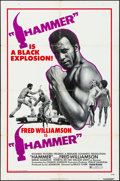 "Movie Posters:Blaxploitation, Hammer & Other Lot (United Artists, 1972) Folded, Overall:Fine/Very Fine. One Sheets (2) (27"" X 41"") & Mini Lobby Cards(5)... (Total: 2 Items)"