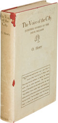 Books:Mystery & Detective Fiction, O. Henry. The Voice of the City. New York: 1908. First edition....