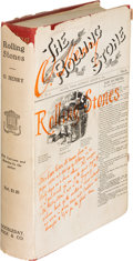 Books:Mystery & Detective Fiction, O. Henry. The Rolling Stone. Garden City: 1912. First edition....