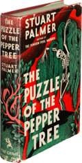 Books:Mystery & Detective Fiction, Stuart Palmer. The Puzzle of the Pepper Tree. Garden City:1933. First edition....
