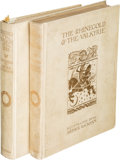 Books:Children's Books, [Arthur Rackham, illustrator]. Richard Wagner. The Ring of the Niblung, comprising: The Rhinegold & the Valk... (Total: 2 Items)