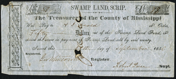Osceola), Mississippi County, AR- Treasurer of the County of | Lot